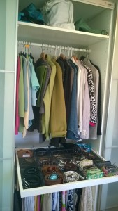 jackets, belts and skirts