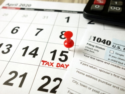Get Organized for Tax Season